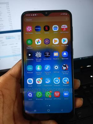 Samsung Galaxy A20 32 GB Black | Mobile Phones for sale in Lagos State, Surulere