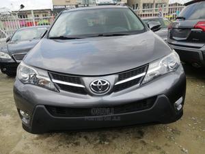 Toyota RAV4 2014 Gray | Cars for sale in Lagos State, Ojodu