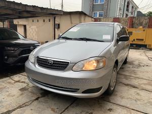 Toyota Corolla 2007 Silver | Cars for sale in Lagos State, Isolo