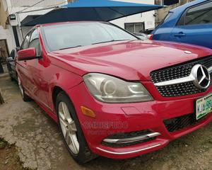 Mercedes-Benz C300 2013 Red | Cars for sale in Lagos State, Ikeja