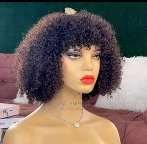Kinky Fringe   Hair Beauty for sale in Lagos State, Amuwo-Odofin