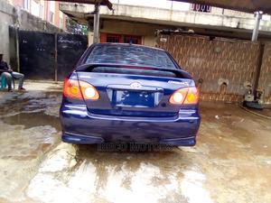 Toyota Corolla 2003 Sedan Blue | Cars for sale in Lagos State, Amuwo-Odofin
