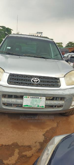 Toyota RAV4 2002 Silver | Cars for sale in Lagos State, Ikeja