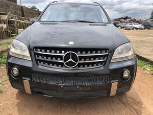 Mercedes-Benz M Class 2007 ML 63 AMG Black   Cars for sale in Abuja (FCT) State, Apo District