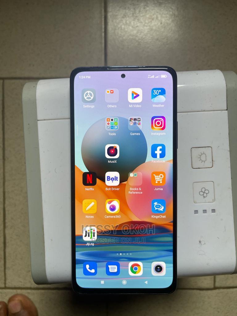 Archive: Xiaomi Redmi Note 10 Pro 128 GB Blue