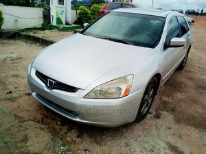 Honda Accord 2005 2.0 Comfort Automatic Silver | Cars for sale in Abuja (FCT) State, Gwagwalada