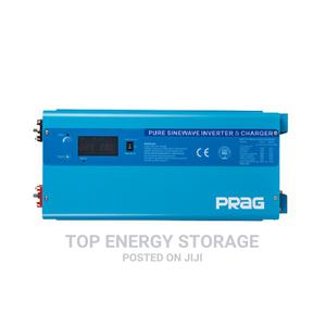 Prag 4kva/24v Pure Sine Wave Inverter With AC/DC Cables   Electrical Equipment for sale in Lagos State, Ajah