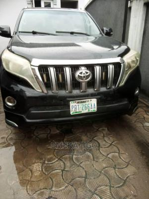 Toyota Land Cruiser Prado 2011 Black | Cars for sale in Rivers State, Port-Harcourt