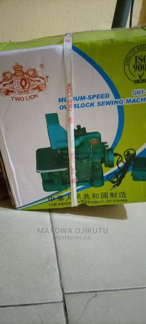 Two Lion Overlock Sewing Machine$$ | Home Appliances for sale in Lagos State, Lagos Island (Eko)