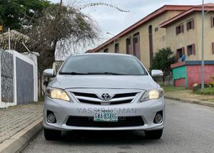Toyota Corolla 2010 Silver   Cars for sale in Abuja (FCT) State, Central Business District