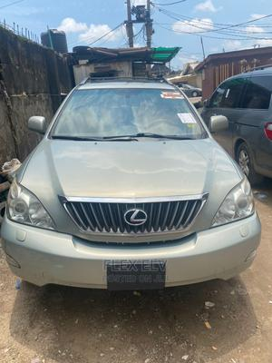 Lexus RX 2008 350 AWD Green   Cars for sale in Lagos State, Surulere