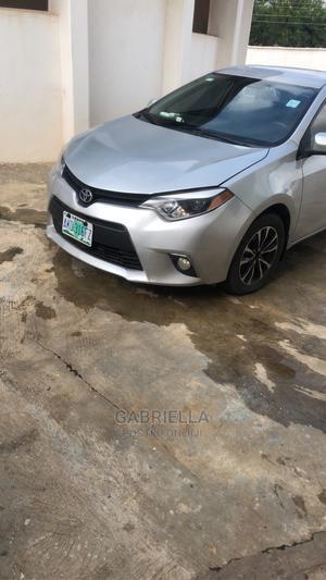 Toyota Corolla 2014 Silver   Cars for sale in Ogun State, Abeokuta North