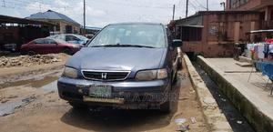 Honda Odyssey 2000 EX Blue | Cars for sale in Lagos State, Surulere
