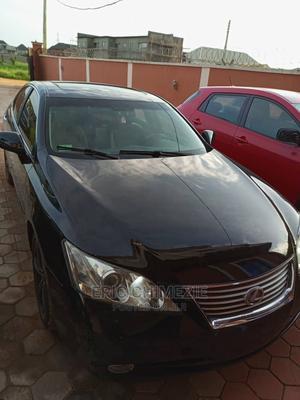 Lexus ES 2008 350 Black | Cars for sale in Lagos State, Oshodi