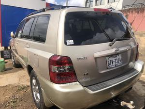 Toyota Highlander 2005 Gold | Cars for sale in Lagos State, Ifako-Ijaiye