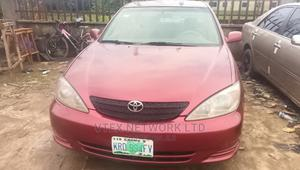 Toyota Camry 2004 Red   Cars for sale in Rivers State, Port-Harcourt