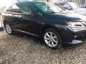 Lexus RX 2010 350 Gray   Cars for sale in Lagos State, Alimosho