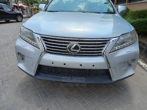 Lexus RX 2015 350 FWD Blue | Cars for sale in Lagos State, Ojodu
