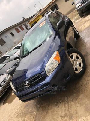 Toyota RAV4 2007 Blue | Cars for sale in Lagos State, Ikeja