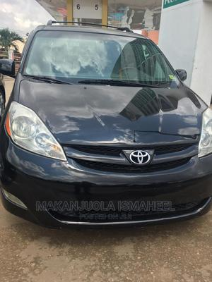 Toyota Sienna 2008 XLE Black | Cars for sale in Lagos State, Alimosho