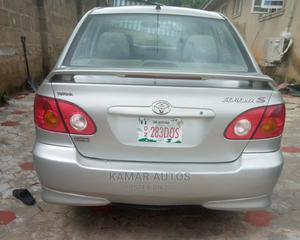 Toyota Corolla 2004 1.4 D Automatic Gray | Cars for sale in Osun State, Osogbo