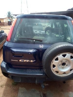 Honda CR-V 2000 2.0 Automatic Blue | Cars for sale in Ogun State, Ifo