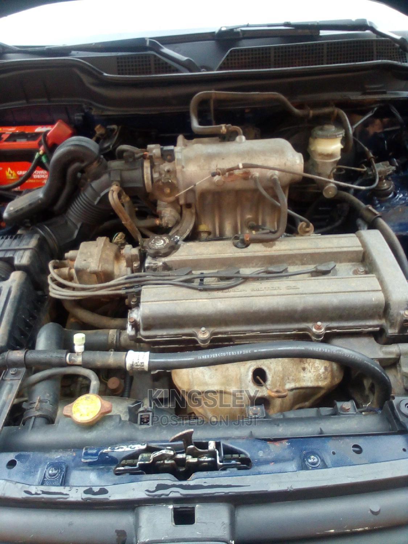 Archive: Honda CR-V 2000 2.0 Automatic Blue