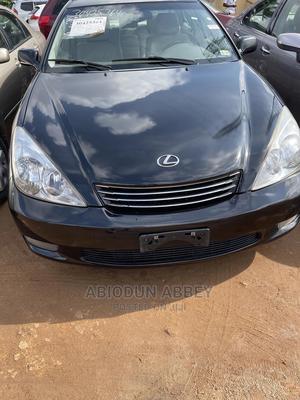 Lexus ES 2002 300 Black | Cars for sale in Lagos State, Alimosho