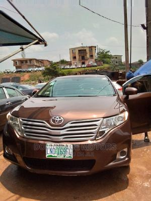 Toyota Venza 2010 Brown   Cars for sale in Lagos State, Maryland