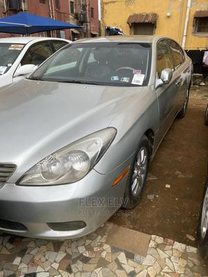Lexus ES 2003 330 Silver | Cars for sale in Lagos State, Isolo