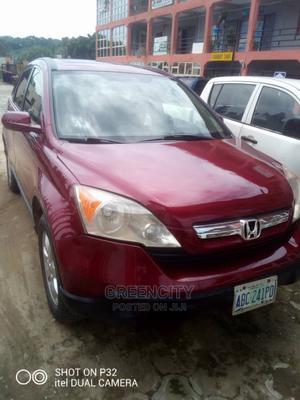 Honda CR-V 2008 Red   Cars for sale in Abuja (FCT) State, Garki 1