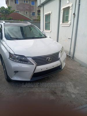 Lexus RX 2011 350 White | Cars for sale in Lagos State, Ojo