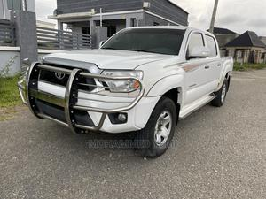 Toyota Tacoma 2012 White   Cars for sale in Abuja (FCT) State, Gwarinpa