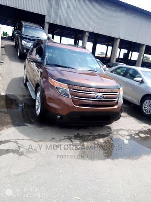 Ford Explorer 2013 Brown | Cars for sale in Lagos State, Apapa