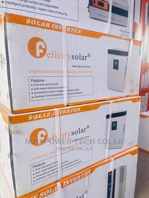 3KVA 24volts Felicity Hybrid Inverter   Solar Energy for sale in Lagos State, Ojo