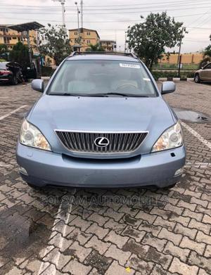 Lexus RX 2007 350 4x4 Blue | Cars for sale in Lagos State, Ikorodu