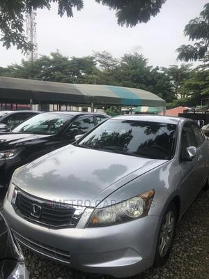 Honda Accord 2008 2.0 Comfort Automatic Silver | Cars for sale in Abuja (FCT) State, Garki 2