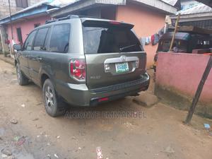 Honda Pilot 2007 Gray | Cars for sale in Rivers State, Port-Harcourt