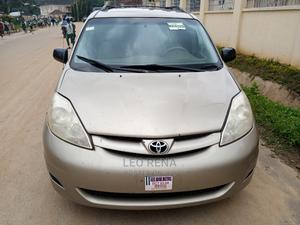 Toyota Sienna 2007 LE 4WD Gold | Cars for sale in Abuja (FCT) State, Apo District