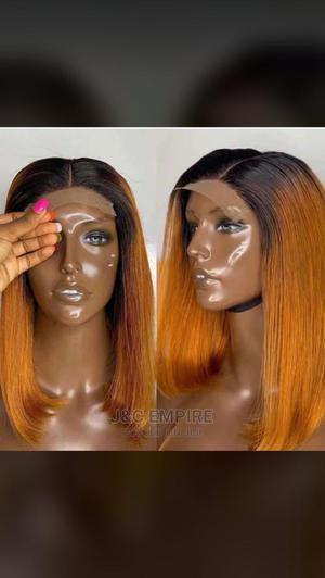 12inches Human Hair Bob | Hair Beauty for sale in Lagos State, Amuwo-Odofin