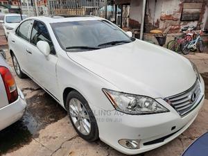 Lexus ES 2011 350 White | Cars for sale in Lagos State, Ikeja