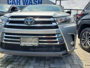 Toyota Highlander 2019 XLE Silver   Cars for sale in Lagos State, Ajah