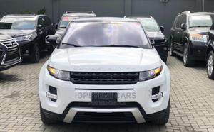Land Rover Range Rover Evoque 2012 White | Cars for sale in Lagos State, Ikeja