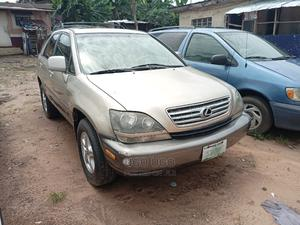 Lexus RX 2000 Silver | Cars for sale in Imo State, Owerri