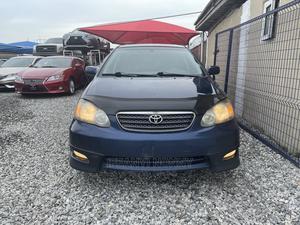 Toyota Corolla 2007 1.8 VVTL-i TS Blue | Cars for sale in Lagos State, Amuwo-Odofin