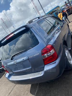 Toyota Highlander 2005 Limited V6 Blue   Cars for sale in Lagos State, Ojodu