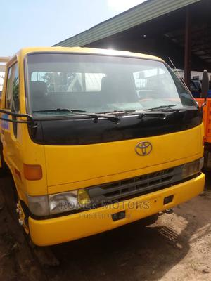 Toyota Dyna400 Yellow 2000 | Buses & Microbuses for sale in Lagos State, Ojodu