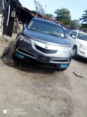 Acura MDX 2011 Gray   Cars for sale in Lagos State, Apapa