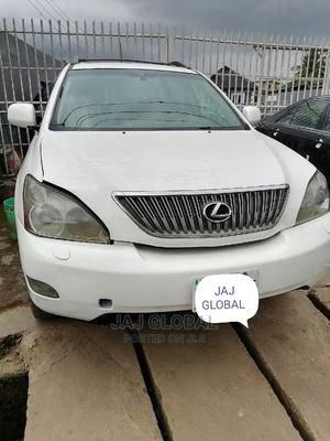 Lexus RX 2006 White | Cars for sale in Lagos State, Ikeja