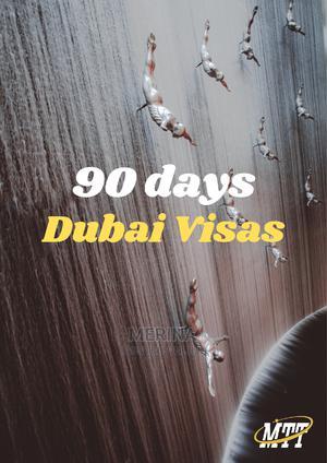 Dubai 90 Days Visa   Travel Agents & Tours for sale in Abuja (FCT) State, Gwarinpa